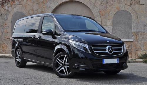 VAN Mercedes Viano V Class 2014