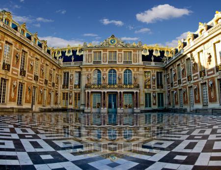Экскурсия в Версаль.