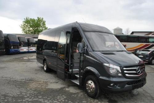 Bus touristique Mercedes Sprinter 19 places