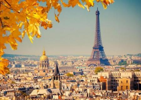 Обзорная экскурсия по Парижу.