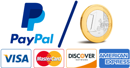 Accepted payment methods for long distance taxi and private transfers, cash, paypal, credit card