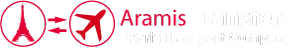 Aramis Transfers Paris Transport Company logo