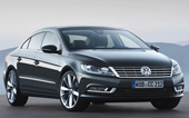 Volkswagen Passat CC for Paris Airport Transfers